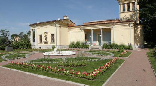 Ольгин и Царицын павильоны