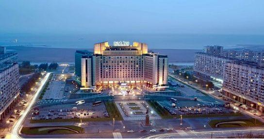 Отель Park Inn by Radisson Прибалтийская в Санкт-Петербурге по адресу Кораблестроителей, 14