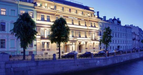 Domina Prestige St.Petersburg Hotel