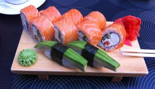 Mr.Sushi