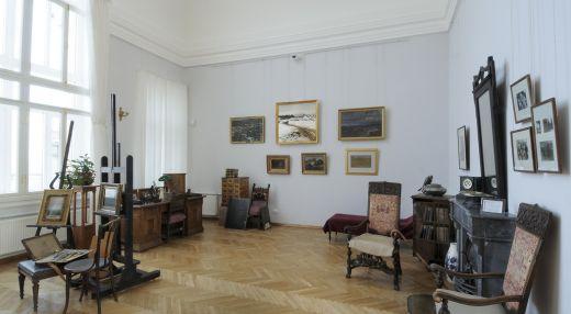 Музей-квартира А.И. Куинджи