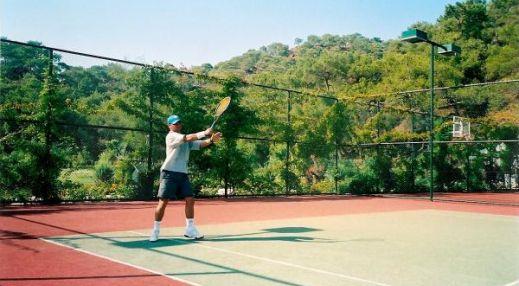 In-tennis