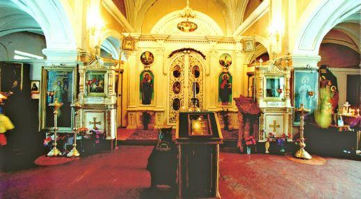 Красносельская Свято-Троицкая церковь