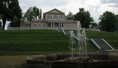 Дворец Петра I в Стрельне
