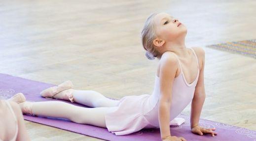 Детская балетная школа Ильи Кузнецова