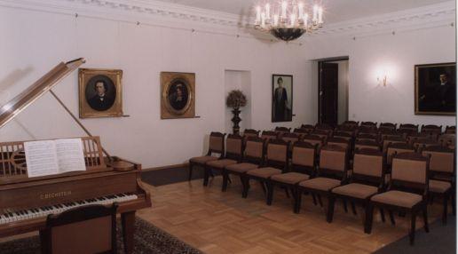 Музей актеров Самойловых