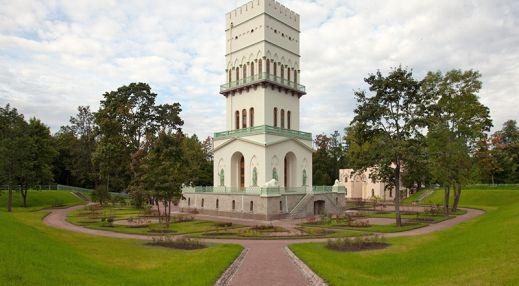 Павильон Белая башня