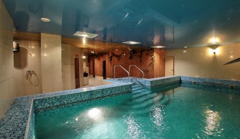 Рыбинские бани