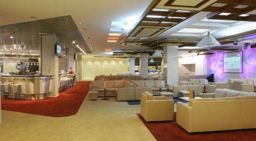 Lounge bar в Park Inn Pribaltiyskaya