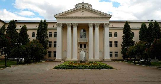 Санаторий имени Горького