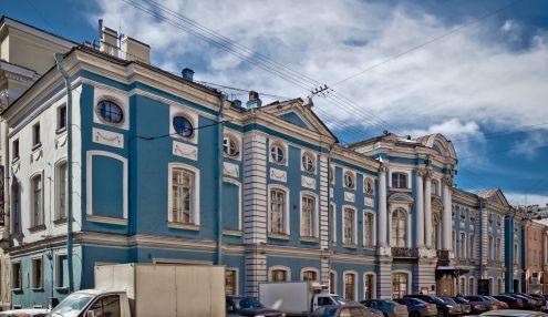 Дворец Шувалова