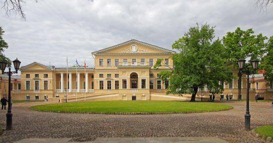 Дворец Юсуповых на Садовой улице