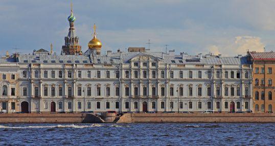 Доходный дом Жеребцовой
