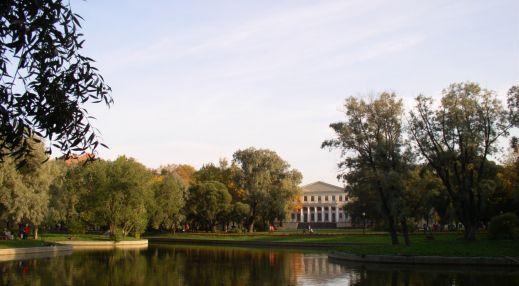 Юсуповский сад