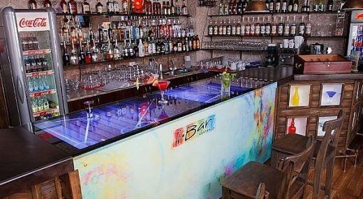 I-Bar коктейль