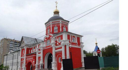 Кизический мужской монастырь