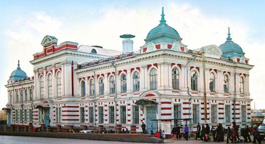 Театр юного зрителя им. Г. Кариева