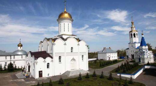Свято-Успенский (Зилантов) женский монастырь