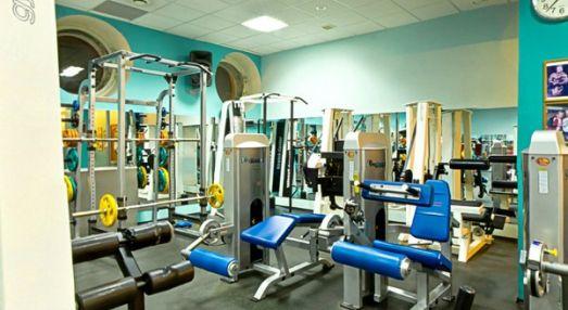 Dynamite Gym