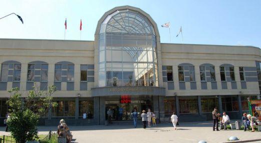 Автобусный вокзал Санкт-Петербурга