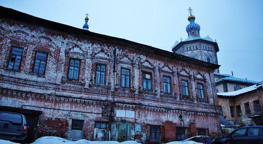 Дом Михляева