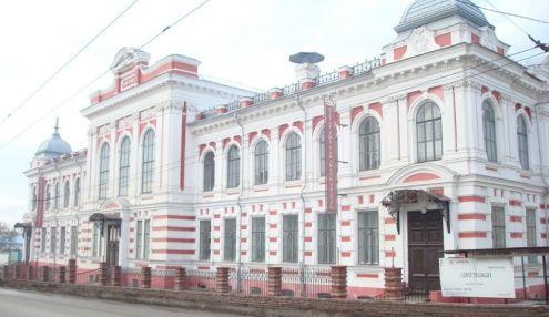 Алафузовский дворец