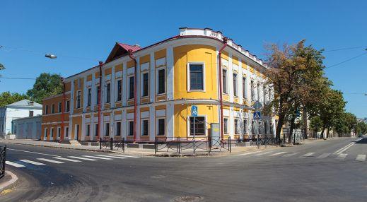 Дом Л. Н. Урванцева