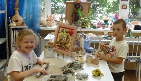 Мастерская керамики и гончарного ремесла