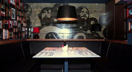 Music bar loft