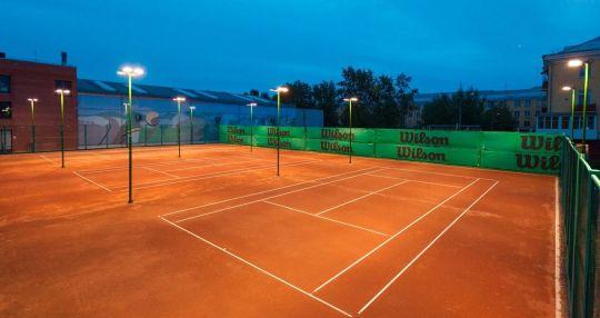 Теннис Холл