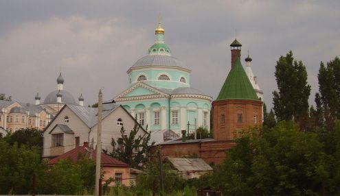 Алексеево-Акатов женский монастырь