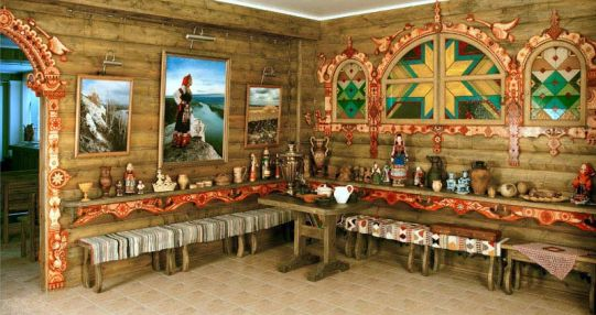 Дом Сварога