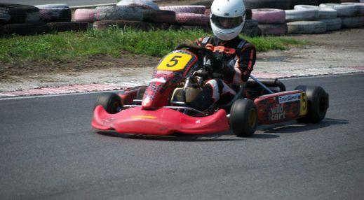 Sibirkart racing
