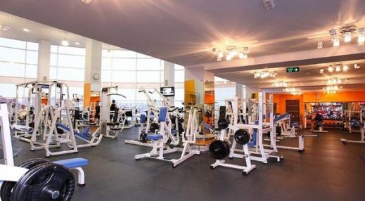 Grand Fitness Hall