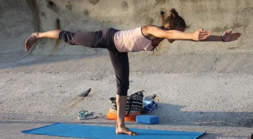 Yoga Indigo