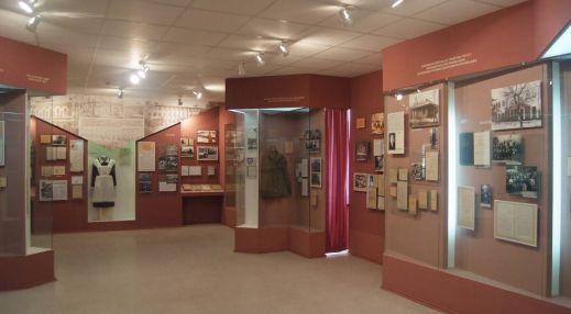 Музей истории народного образования Воронежской области