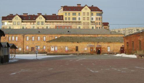 Омская крепость