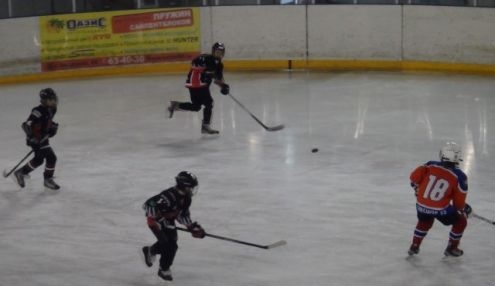Ледовый дворец спорта имени В.Фетисова