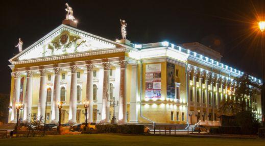 Театр оперы и балета им. М.И. Глинки