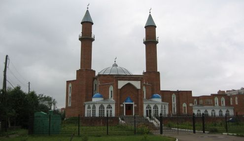 Сибирская соборная мечеть