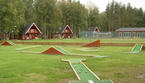 Green Village. Активный отдых