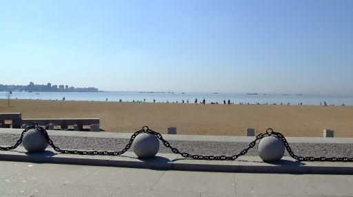 Пляж в парке 300-летия