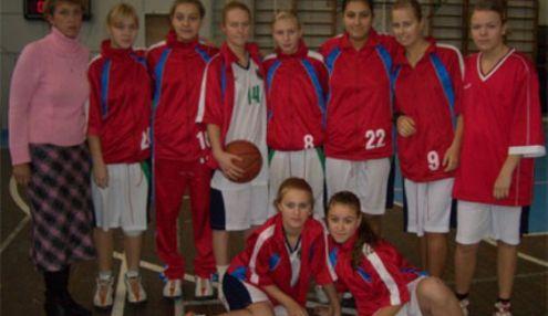 СДЮСШОР по баскетболу