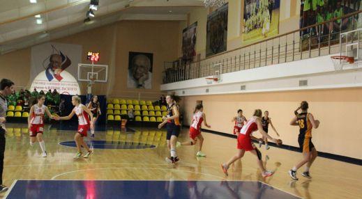 Спортивная школа имени А.Я.Гомельского