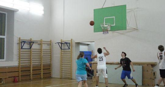 Любительский баскетбол