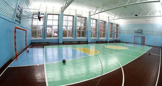 Спортивный зал на Семеновской