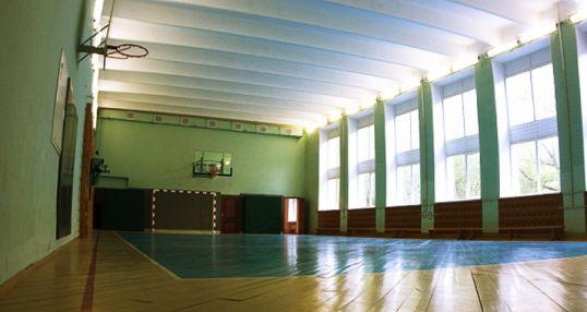 Универсальный зал на Молдавской