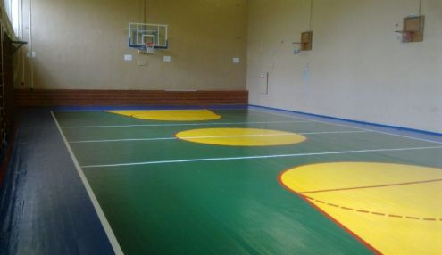Спортивный зал на Южной