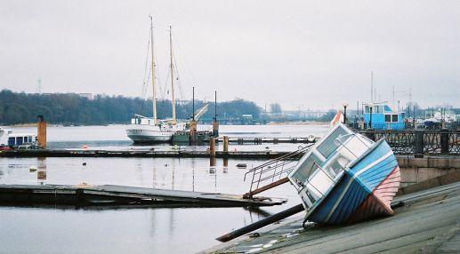 Лахтинская гавань