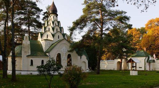Серафимо-Знаменский скит
